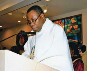 Rev. Father. Michael Aggrey, Date Ordained: 18th July, 1992 Current Station: St. Thomas More