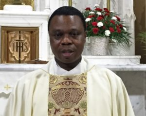 Rev. Father Emmanuel Nartey Date Ordained: 22nd July, 1995 Current Station: New York, U.S.A.